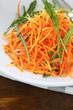 vitamin salad with carrots