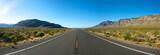 Panoramic Open Road