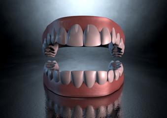 Creepy Teeth