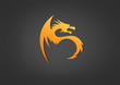 Logo Energi Fire business Dragon fire Symbol Icon Power Vect - 72909345