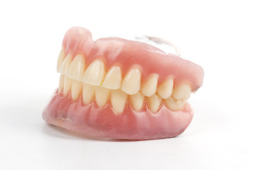 false teeth prosthetic