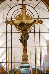 Altar of The Royal Chapel in Les Invalides, Paris