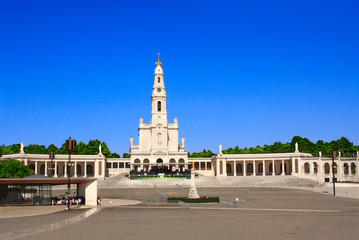 Sanctuary of Our Lady, Fatima, Portugal