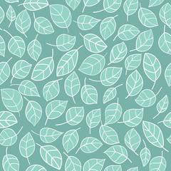 Leafs pattern