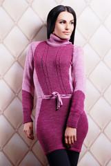трикотаж, мода для женщин