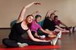 Pilates Yoga Dehnung