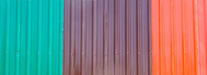 color metal sheet
