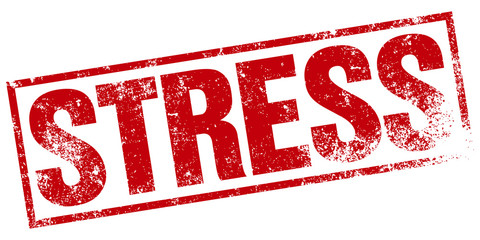 stress stamp