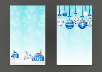 Christmas banners 240 x 400 size