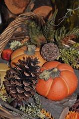 Herbst im Korb