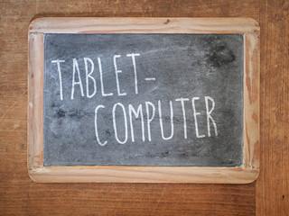 Tafel vs Tablet Computer