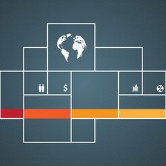 Geometric design for finance purposes