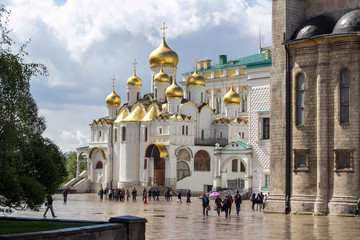 Cathedral of the Annunciation - Moscow