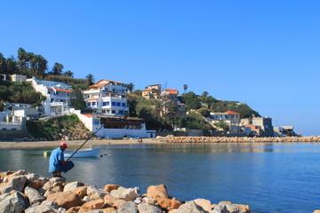 Surcouf à Alger, Algérie