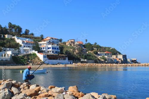Staande foto Algerije Surcouf à Alger, Algérie