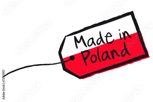 Made in Poland - 72921917