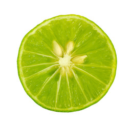 Green lime lemon
