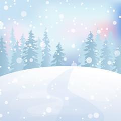 Winter landscape 5