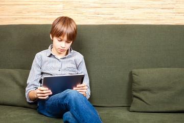 Tween with new tablet computer