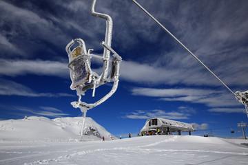 Frozen Chairlift