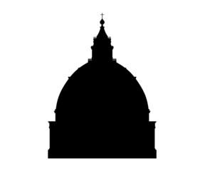 Petersdom Rom Kuppel