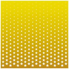 背景 星(ゴールド)