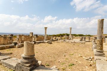 Opgraving van Volubillis