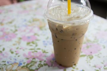 iced coffee cappuccino