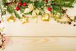 Obrazy na płótnie, fototapety, zdjęcia, fotoobrazy drukowane : decorazioni natalizie sul tavolo