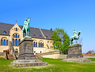 The Imperial Palace (Kaiserpfalz) Goslar, Germany, UNESCO WH
