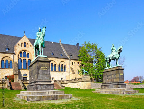 The Imperial Palace (Kaiserpfalz) Goslar, Germany, UNESCO WH - 72927519