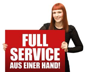Full Service aus einer Hand!