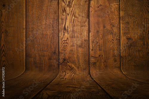 Foto op Canvas Hout Wood texture background