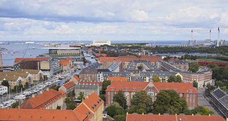 Kopenhagen Panorama