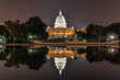 US Capitol in Washington DC at night - 72928986