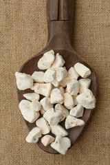 Dried Baobab fruit pulp