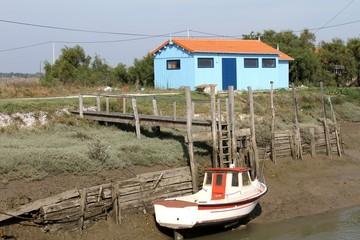 port de la cayenne,marennes,charente maritime