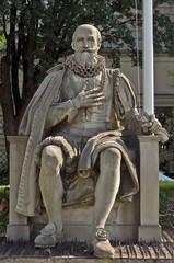 Paris - Statue of Palais Bourbon