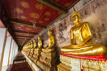 Buddha of Wat Suthat Thepwararam
