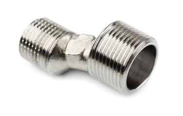 Faucet eccentric connector