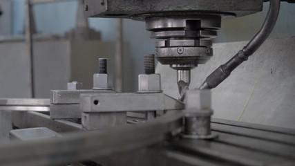 Drilling machine factory