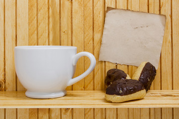 Small eclairs