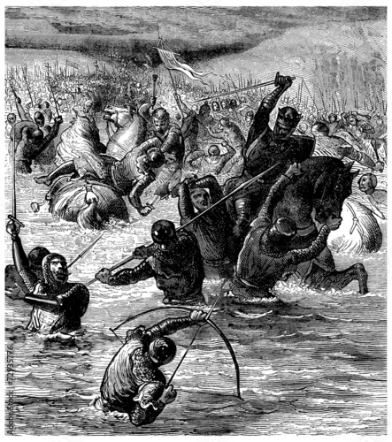 Medieval Battle - 14th century