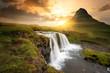Leinwanddruck Bild - Iceland