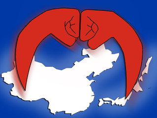 China versus Japan
