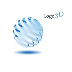 Лого 3D