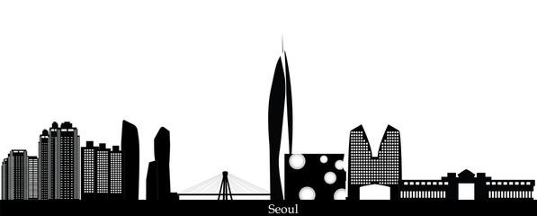 seaoul skyline korea