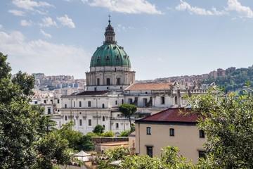 Madre del Buon Consiglio basilica in Naples