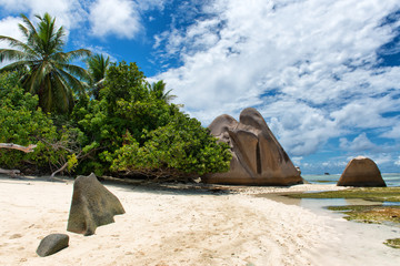 Attractive Tourist Destination at Seychelles