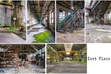 Lost Place DDR Fabriken Bild 2